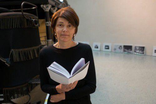 Rita Bertolini hat zahlreiche Bücher herausgebracht.  Foto: VN/KH