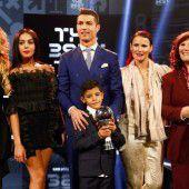 Ronaldo räumt weiter ab