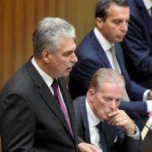 Verhandlungsmarathon soll die Koalition retten