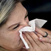 Grippe leistet ganze Arbeit