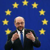 EU-Parlament wählt Präsidenten