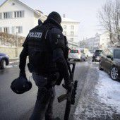 Polizisten verletzt und sich selbst gerichtet
