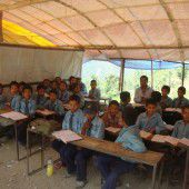 60.000 Euro für Schulbau in Nepal