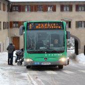 Neue Bushaltestelle im Forum in der Kritik
