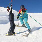 Flucht nach Skiunfall