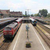 Ausbau von überregionalem Verkehrsnetz auf Schiene