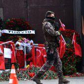 Türkische Behörden stellen Identität des Angreifers von Istanbul fest