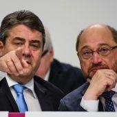 Gabriel macht Weg frei für Schulz