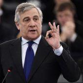 Konservativer Tajani wird Chef des EU-Parlaments