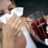 Grippeviren legen das Land flach