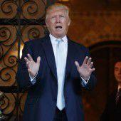Trump zweifelt russische Hacks erneut an