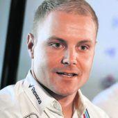 Bottas beerbt Rosberg, Mercedes wählt die Mitte