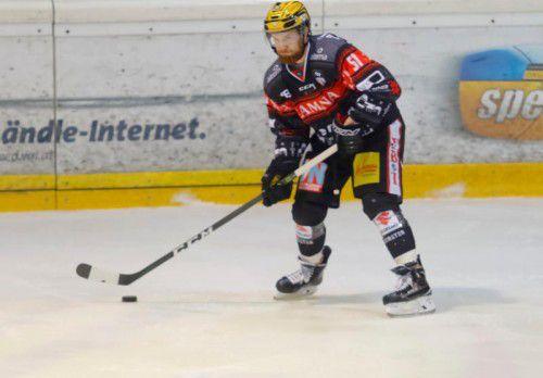 VEU-Torjäger Dylan Stanley hofft auf guten Auftakt. Foto: paulitsch