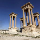 IS zerstört erneut Kulturdenkmäler