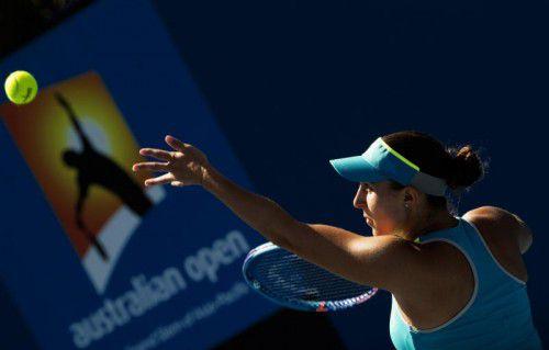 Zum zweiten Mal nach 2015 wird Tamira Paszek bei den Australian Open nicht spielen. Foto: gepa