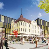 Nach Aus für Seestadt: Bahnhof wird gebaut