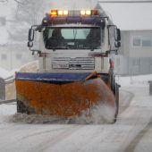 Mehr Geld für Schneeräumung