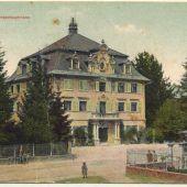 vorarlberg einst und jetzt. Adolf-Rhomberg Haus Dornbirn