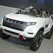 Suzuki will Kult-Kraxler Jimny wiederbeleben