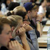 Universität wirbt um neue Medizinstudenten