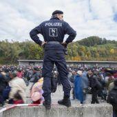 Österreich schob über 10.600 Personen ab