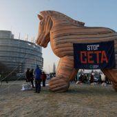 EU-Parlament stimmt Ceta-Handelspakt zu