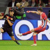 Bittere Pleite für Leverkusen
