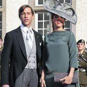 Scheidung bei Royals durch