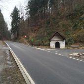 Unscheinbare Kapelle mit langer Geschichte