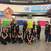 Junge Vorarlberger fordern Kinderrechte ein