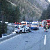 Tirolerin war auf Crash-Kurs