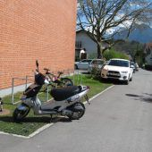 Falsches Parken in Bludenz en vogue
