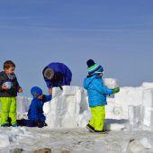 Hohenemser Wintercamp als besonderes Erlebnis
