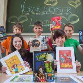 Die Lesepiraten entern die Schulklassen in Vorarlberg