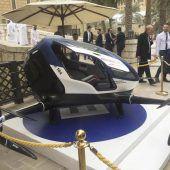 Zukunftsmusik: Dubai plant das Drohnen-Taxi