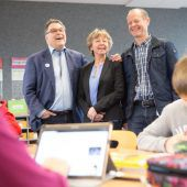 Jury richtet strenges Auge auf neun Schulen