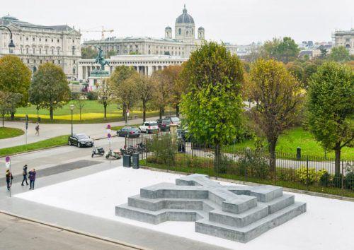 Das Deserteursdenkmal in Wien wurde 2014 eröffnet. Alles begann mit einer Seminararbeit von vier Studenten. Foto: Iris Ranzinger/KÖR