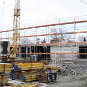 Kinderhaus in Gaißau bis Herbst fertig