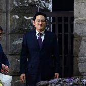 Korruption: Samsung-Chef verhaftet