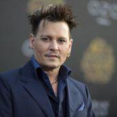 Johnny Depp kurz vor Pleite