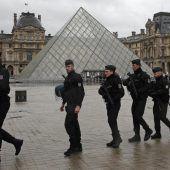 Attacke mit Machete auf Soldat in Paris