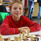 Drei Stockerlplätze für die Schach-Jugend