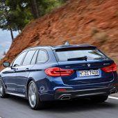 Rucksackträger für die Business-Klasse von BMW