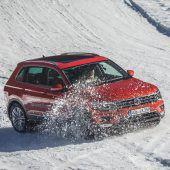 Kompakt-SUV-Star beweist Talent auf Schnee und Eis