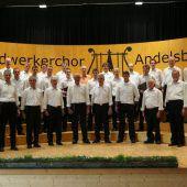 Sängerharmonie trotz Altersunterschieds
