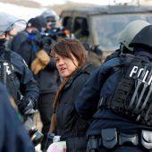 Protestlager in North Dakota geräumt