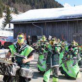 Vorarlberg ist fest in Narrenhand