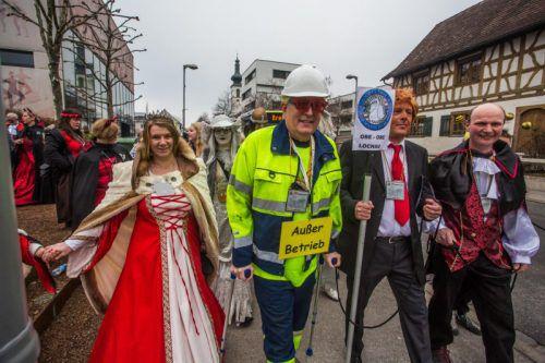 Die Lochauer Regierung wurde am Sonntag abgesetzt. Foto: VN/Steurer