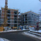 Firstfeier für 22 neue Wohnungen in Dornbirn