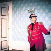 Musikalische Hommage an die Popikone Falco